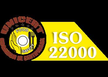 ISO 22000 - Unicert.ro