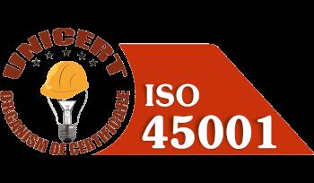 ISO 45001- unicert.ro